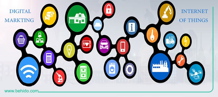 اینترنت اشیاء و آینده دیجیتال مارکتینگ