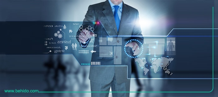 استراتژی سازمان در حوزه فناوری اطلاعات