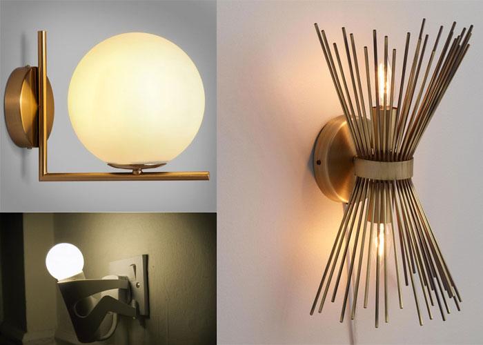 طراحی وب سایت لوازم روشنایی