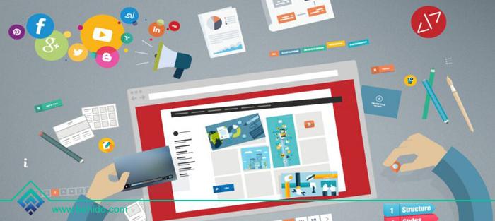 طراحی سایت مشتری