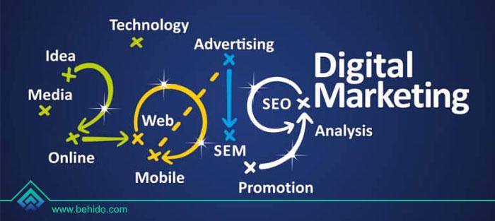 ترندهای بازاریابی دیجیتال