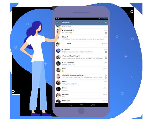 تولید-محتوای-خوب-برای-کانال-تلگرام