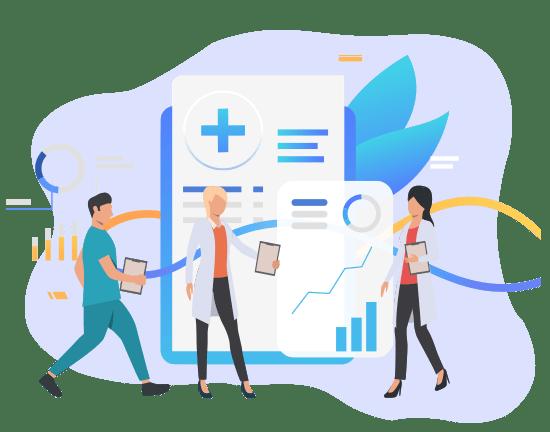 طراحی سایت ویژه پزشکان