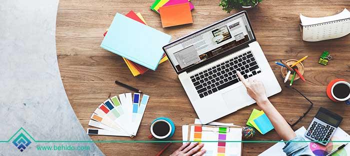 هزینه طراحی وب سایت