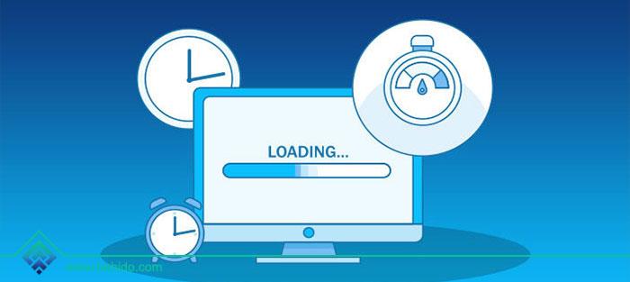 اهمیت سرعت سایت در بهبود تجارت آنلاین