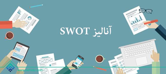 آنالیز SWOT چیست؟
