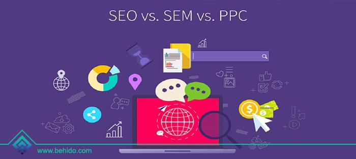 بازاریابی موتورهای جستجو (SEM)