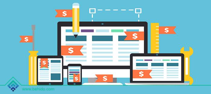 هزینه طراحی وب سایت فروشگاهی در سال 2021 چقدر است؟