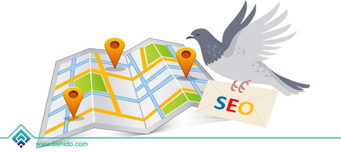 الگوریتم جستجوی محلی گوگل چگونه کار می کند؟